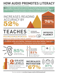 audio infographic